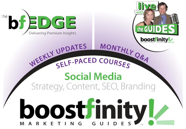 Boostfinity Products